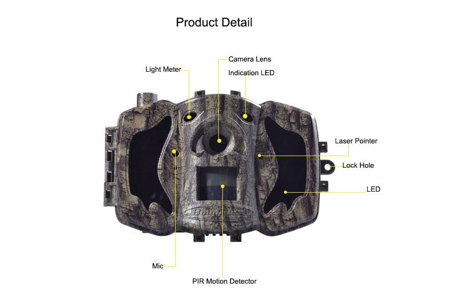 wireless hunting cameras