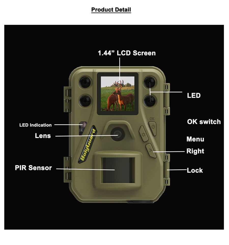 cheapest trail cameras